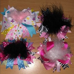 Girls Hair Clippies